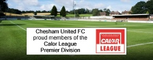 Chesham Football club