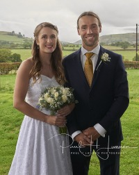 Team Danny's Wedding Llansilin 22nd September 2018