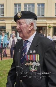 D Day remembrance service Chesham 06/06/2019