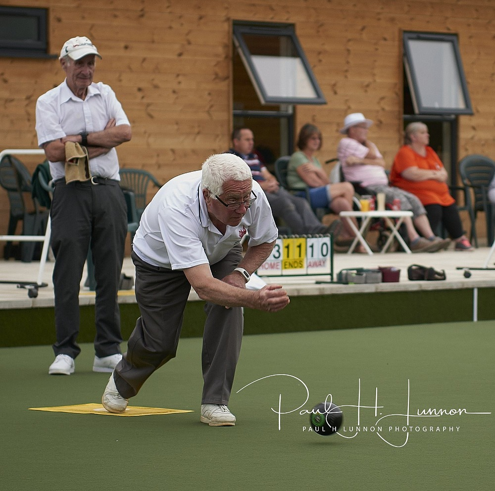 Broadway Bowls Club First match 23rd June 2019