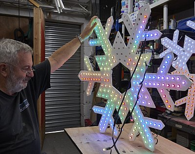 3rd Snowflake built and tested